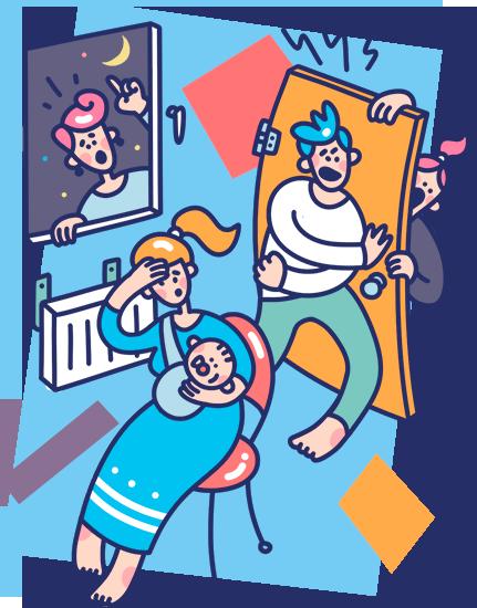 Почему молодым родителям не нужны непрошеные советы