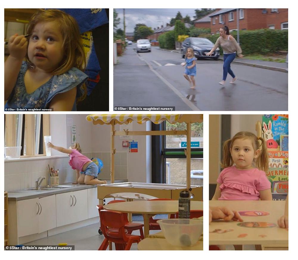 Самая непослушная трехлетка: в Великобритании обсуждают девочку, чья мама была вынуждена бросить работу из-за ее поведения  | НЭН