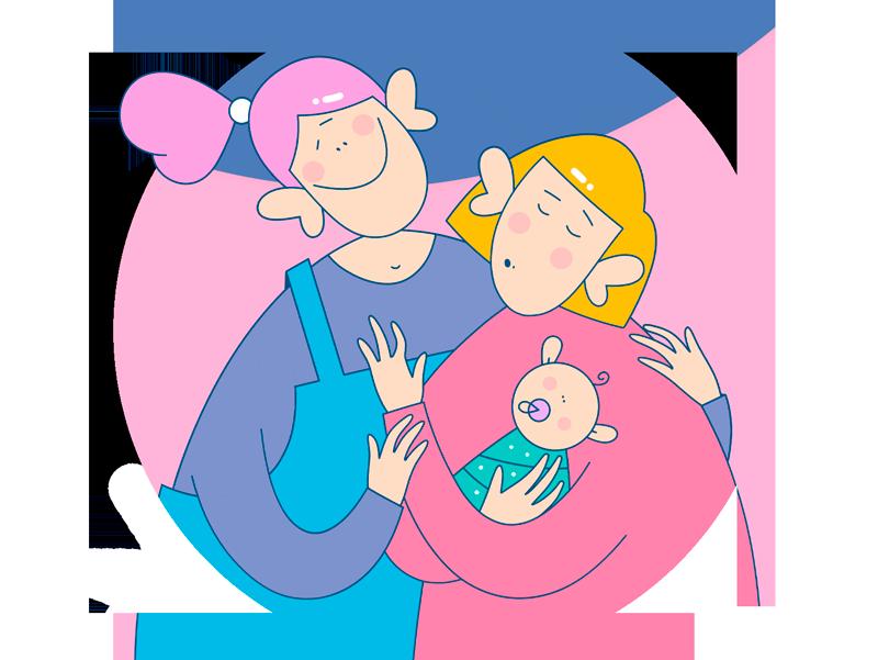 Пять беременностей и двое родов: откровенный рассказ читательницы НЭН | НЭН