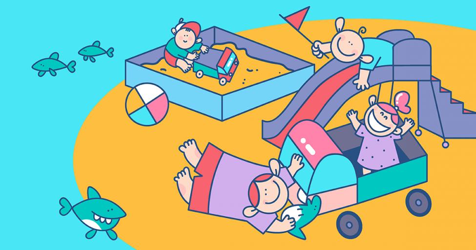 Последний островок свободы: почему я люблю детские площадки