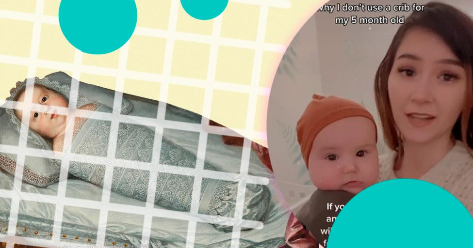 В ТикТоке назвали детские кроватки «тюремными камерами», а приучение к засыпанию — издевательством
