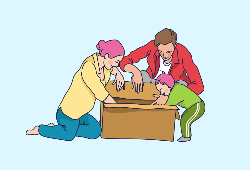 Что такое шопинг-клуб и зачем он нужен родителям, НЭН