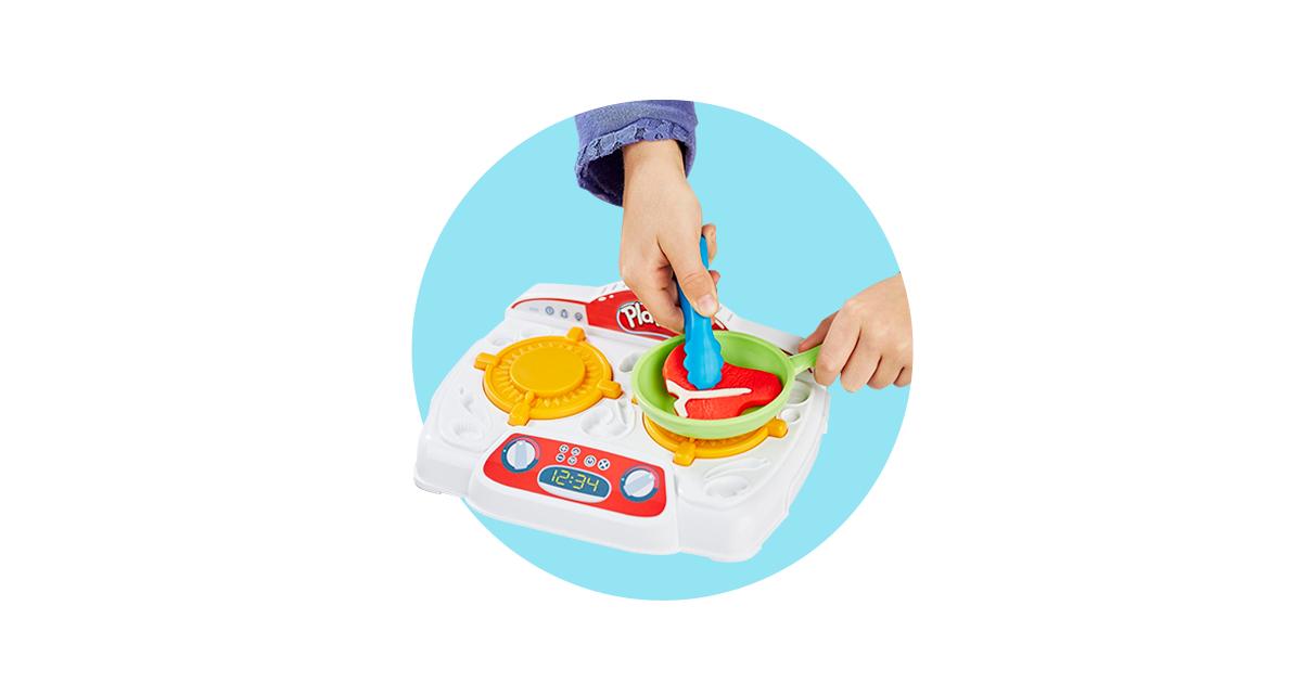 Play-Doh Кухоння плита