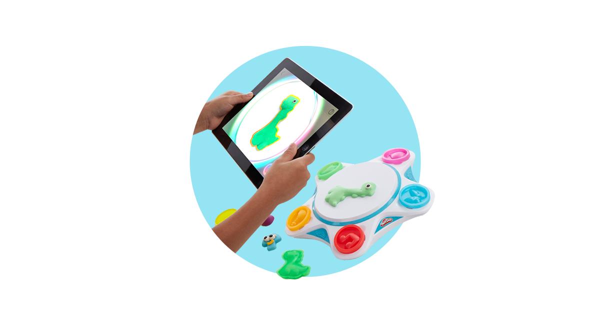 Play-Doh Touch Оживающие Фигуры Студия